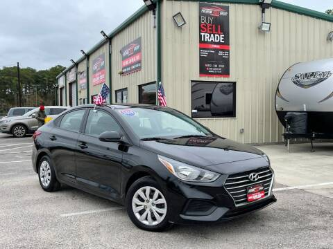 2019 Hyundai Accent for sale at Premium Auto Group in Humble TX