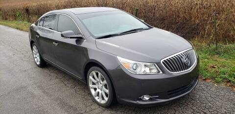 2013 Buick LaCrosse for sale at South Kentucky Auto Sales Inc in Somerset KY