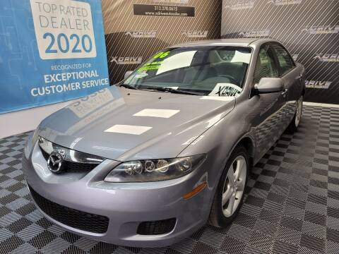 2006 Mazda MAZDA6 for sale at X Drive Auto Sales Inc. in Dearborn Heights MI