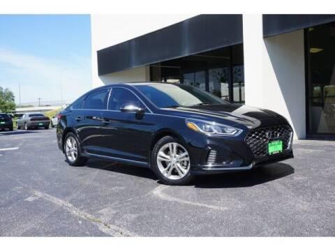 2018 Hyundai Sonata for sale at Douglass Automotive Group - Douglas Volkswagen in Bryan TX