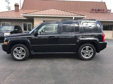 2008 Jeep Patriot for sale at Motors Inc in Mason MI