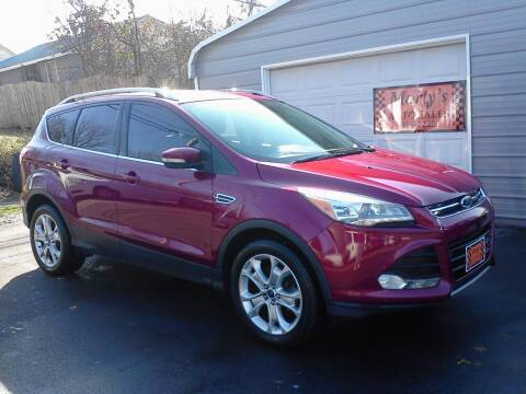 2015 Ford Escape for sale at Marty's Auto Sales in Lenoir City TN