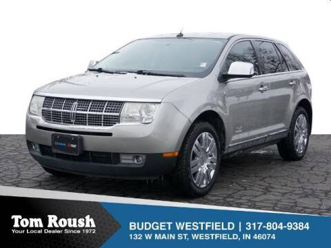 2008 Lincoln MKX for sale at Tom Roush Budget Westfield in Westfield IN