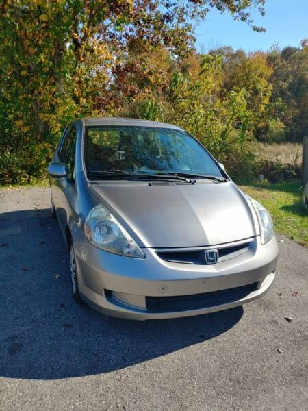 2007 Honda Fit for sale at Best Choice Auto Market in Swansea MA