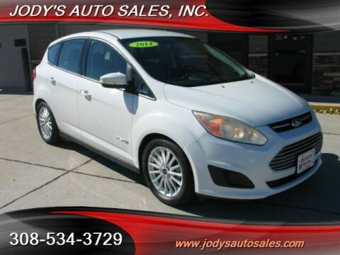 2014 Ford C-MAX Hybrid for sale at Jody's Auto Sales in North Platte NE