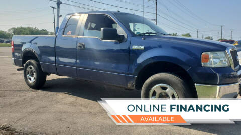 2008 Ford F-150 for sale at Jeffreys Auto Resale, Inc in Clinton Township MI
