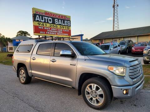 2014 Toyota Tundra for sale at Mox Motors in Port Charlotte FL