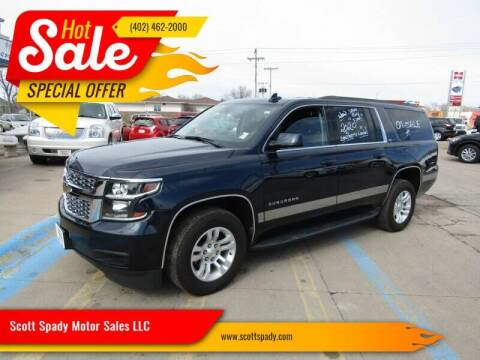 2020 Chevrolet Suburban for sale at Scott Spady Motor Sales LLC in Hastings NE
