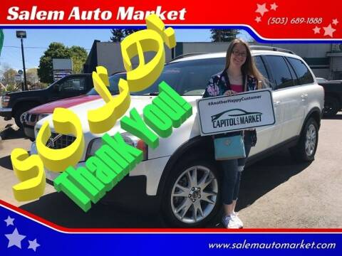 2006 Volvo XC90 for sale at Salem Auto Market in Salem OR