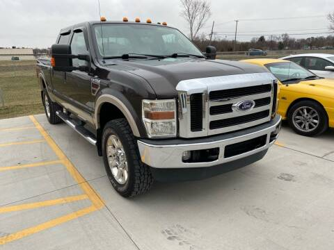 2008 Ford F-350 Super Duty for sale at The Auto Depot in Mount Morris MI