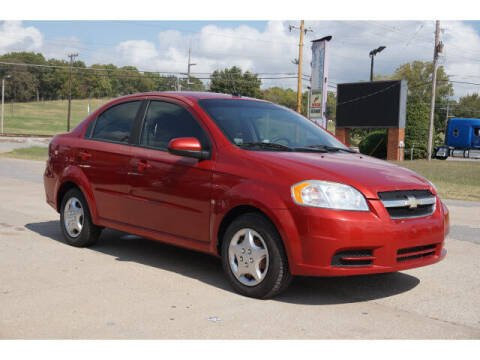 2009 Chevrolet Aveo for sale at Sand Springs Auto Source in Sand Springs OK