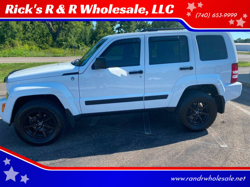 2011 Jeep Liberty for sale at Rick's R & R Wholesale, LLC in Lancaster OH