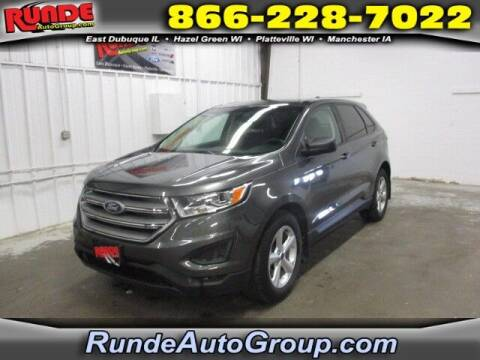 2018 Ford Edge for sale at Runde PreDriven in Hazel Green WI