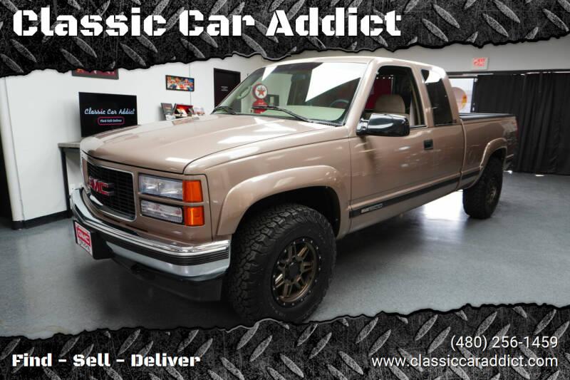 1996 GMC Sierra 1500 for sale in Mesa, AZ