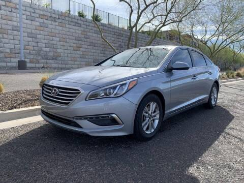 2015 Hyundai Sonata for sale at AUTO HOUSE TEMPE in Tempe AZ