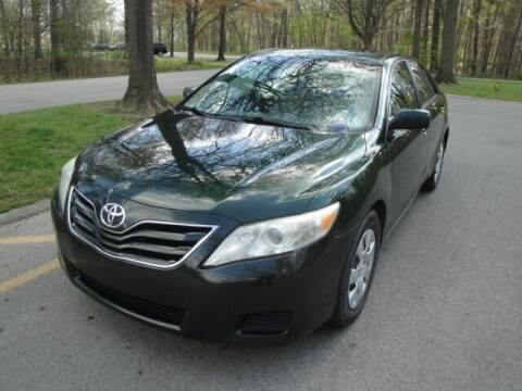 2010 Toyota Camry for sale at Columbus Car Company LLC in Columbus OH