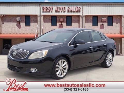 2012 Buick Verano for sale at Best Auto Sales LLC in Auburn AL