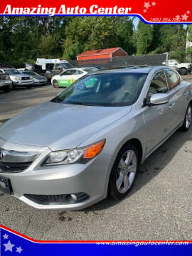 2014 Acura ILX for sale at Amazing Auto Center in Capitol Heights MD