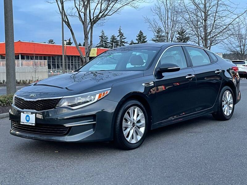 2016 Kia Optima for sale at GO AUTO BROKERS in Bellevue WA