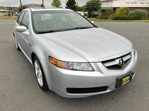 2005 Acura TL for sale at Shell Motors in Chantilly VA