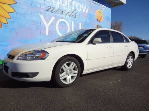 2006 Chevrolet Impala for sale at FINISH LINE AUTO SALES in Idaho Falls ID