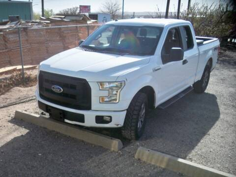 2016 Ford F-150 for sale at Samcar Inc. in Albuquerque NM