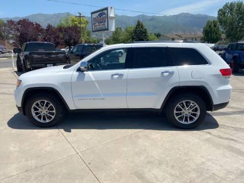 2016 Jeep Grand Cherokee for sale at Haacke Motors in Layton UT
