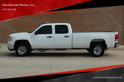 2009 GMC Sierra 2500HD for sale at Harchelroad Motors, Inc. in Wauneta NE