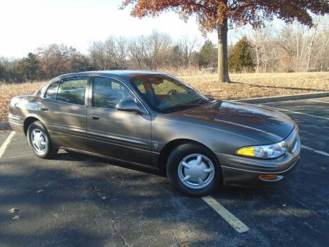 2000 Buick LeSabre for sale at GLADSTONE AUTO SALES    GUARANTEED CREDIT APPROVAL in Gladstone MO