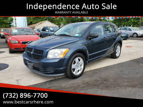 2008 Dodge Caliber for sale at Independence Auto Sale in Bordentown NJ