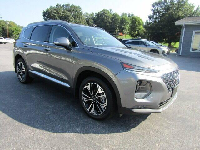 2019 Hyundai Santa Fe for sale at Specialty Car Company in North Wilkesboro NC