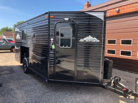 2022 Glacier 16RD for sale at Main Street Motors in Wheaton MN