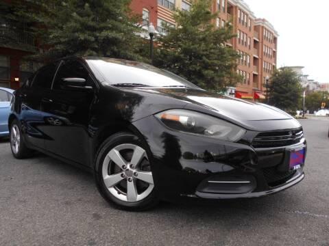 2015 Dodge Dart for sale at H & R Auto in Arlington VA