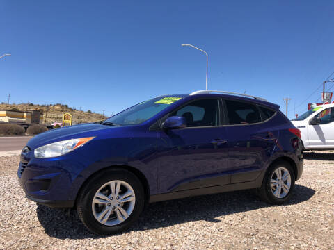 2011 Hyundai Tucson for sale at 1st Quality Motors LLC in Gallup NM