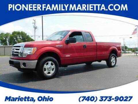 2012 Ford F-150 for sale at Pioneer Family preowned autos in Williamstown WV