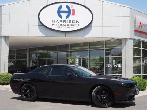 2016 Dodge Challenger for sale at Harrison Imports in Sandy UT