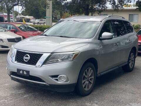 2014 Nissan Pathfinder for sale at BC Motors in West Palm Beach FL