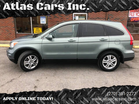 2010 Honda CR-V for sale at Atlas Cars Inc. in Radcliff KY
