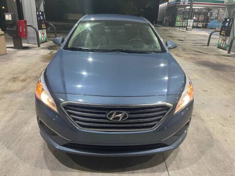 2017 Hyundai Sonata for sale at DAVINA AUTO SALES in Orlando FL