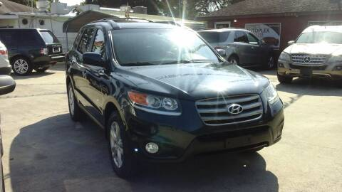 2012 Hyundai Santa Fe for sale at Express AutoPlex in Brownsville TX