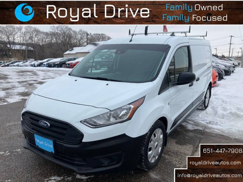 2019 Ford Transit Connect Cargo for sale at Royal Drive in Newport MN