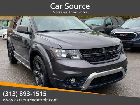 2019 Dodge Journey for sale at Car Source in Detroit MI