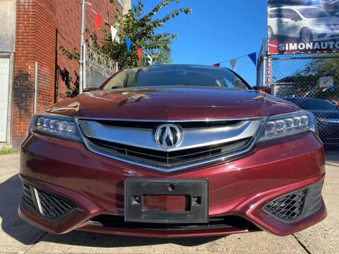 2016 Acura ILX for sale at Simon Auto Group in Newark NJ
