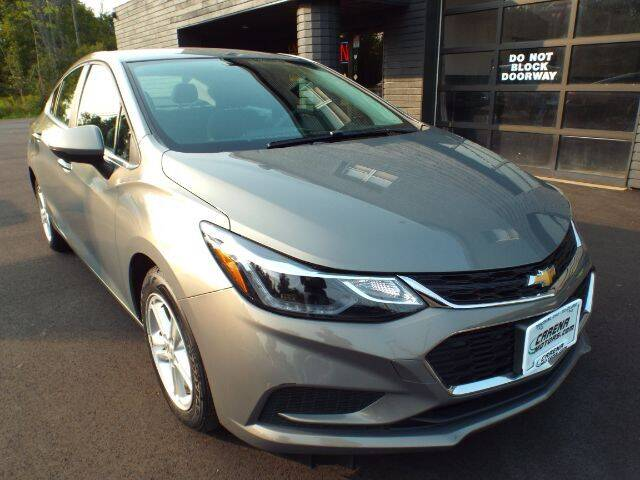 2017 Chevrolet Cruze for sale at Carena Motors in Twinsburg OH
