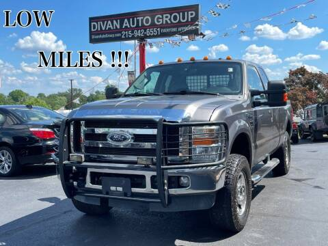2009 Ford F-250 Super Duty for sale at Divan Auto Group in Feasterville PA