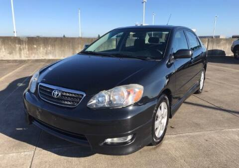 2007 Toyota Corolla for sale at Rave Auto Sales in Corvallis OR