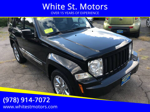 2012 Jeep Liberty for sale at White St. Motors in Haverhill MA