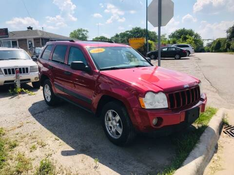 2006 Jeep Grand Cherokee for sale at I57 Group Auto Sales in Country Club Hills IL