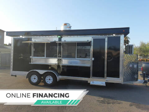 2021 MARGO EVENT KITCHEN CATHERING for sale at Super Cars Sales Inc #1 in Oakdale CA
