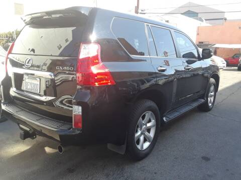 2011 Lexus GX 460 for sale at Western Motors Inc in Los Angeles CA
